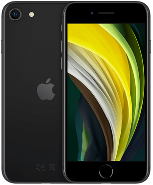 iPhone SE2020 schwarz