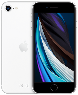 iPhone SE2020 weiß